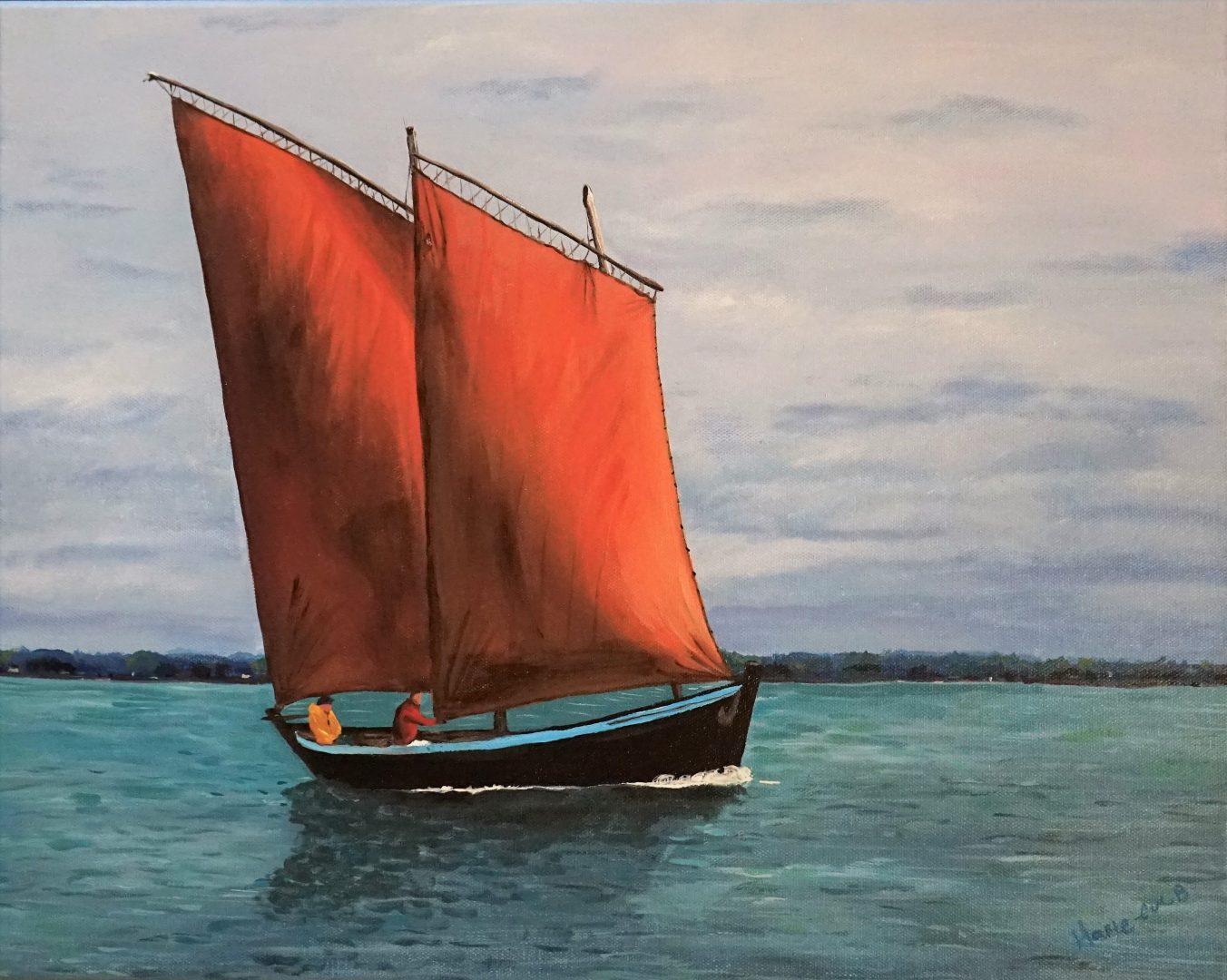 Marie-Ève Bouchard Artiste Peintre